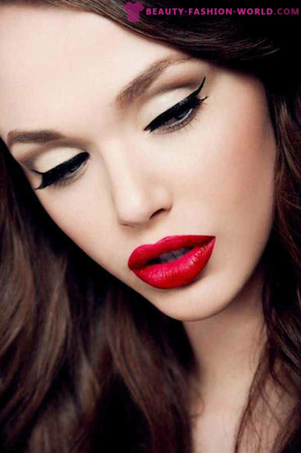 10 Ideen für Silvester-Make-up