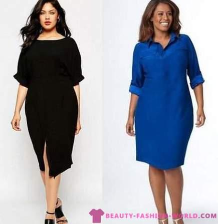 Mode für übergewichtige Frauen 2018: Fotos und Tipps zu Stil
